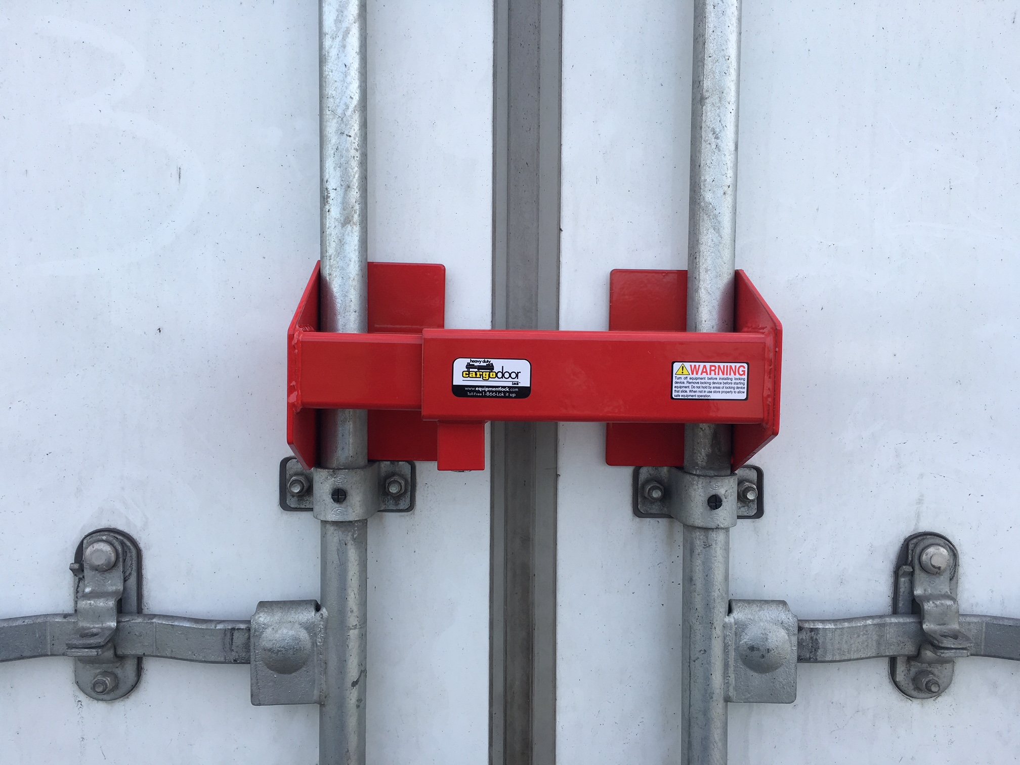 Heavy Duty Cargo Door Lock & Heavy Duty Cargo Door Lock - The Equipment Lock Company