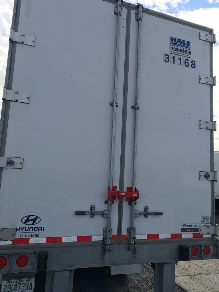 Heavy Duty Cargo Door Lock Thumnail shot   The Equipment Lock Company
