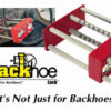 backhoe lock