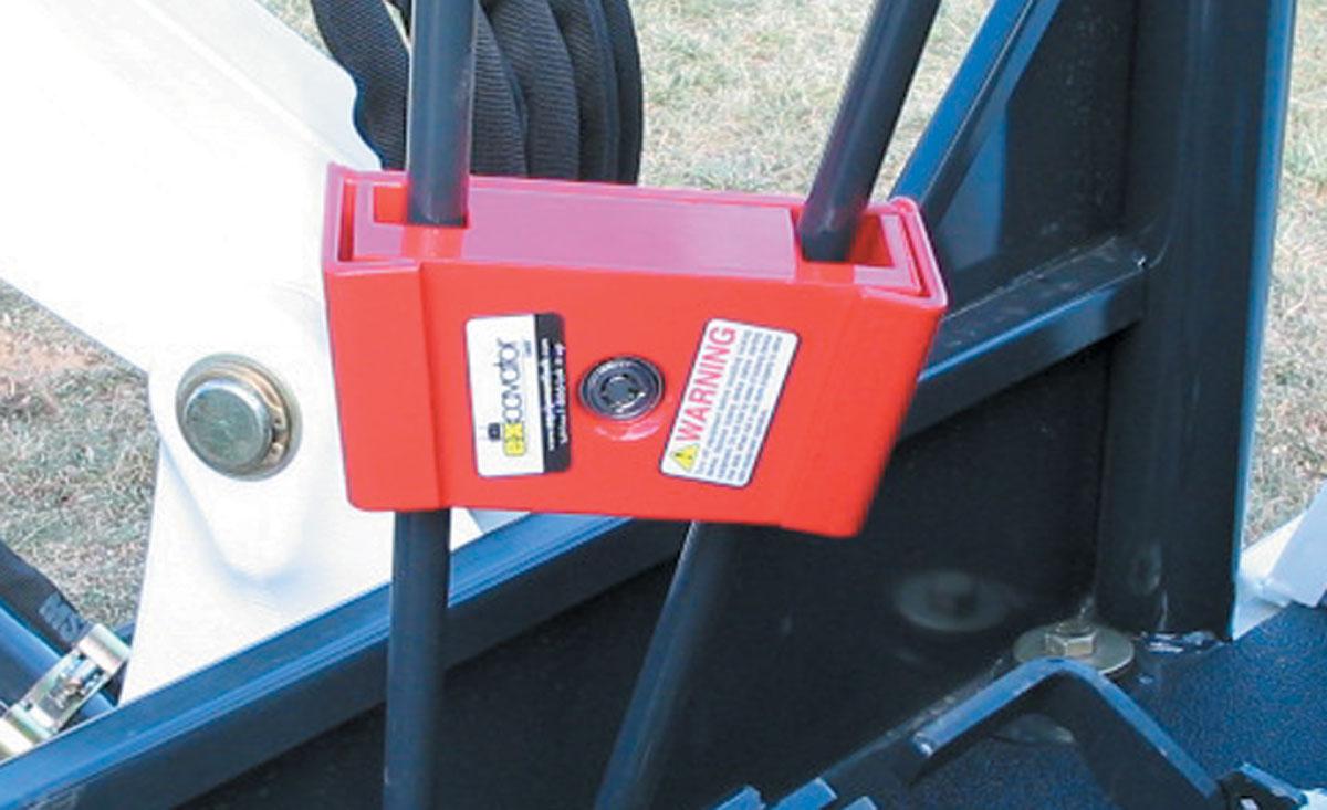 Excavator Lock The Equipment Lock Company