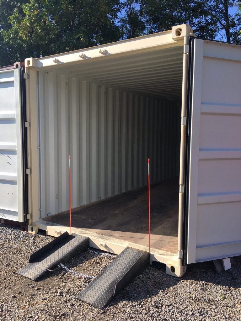 Container Ramps The Equipment Lock Company
