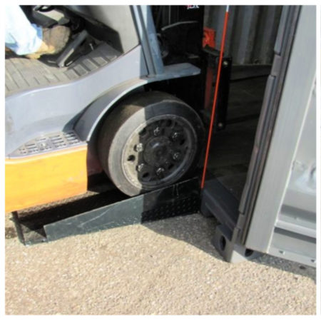 Container Ramps for Easy Loading and Unloading