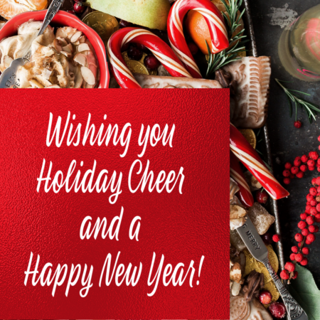 Happy Holidays – Office Closed