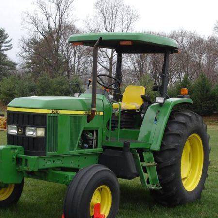 Farm Equipment Theft
