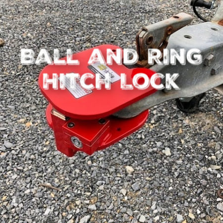 Ball and Ring Hitch Lock